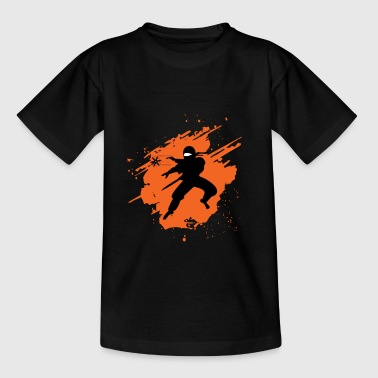 Ninja - jager - Teenager T-shirt