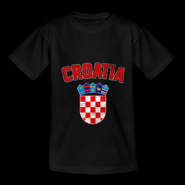 Kroatien - Teenager T-Shirt