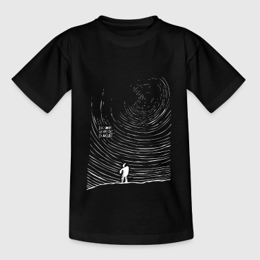 Darkness - Teenage T-shirt