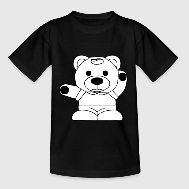 B.R.Teddybear - Teenager T-Shirt