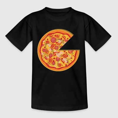 Partnerlook Pizza Partner BFF Freund Liebe Teil 1 - Teenager T-Shirt