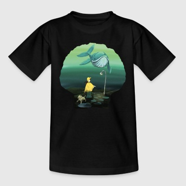 Ocean fantasie - Teenager T-shirt
