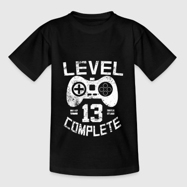 Level 13 Complete - Teenager T-shirt
