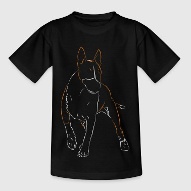 Bull Terrier - Teenager-T-shirt