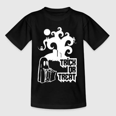 halloween wite - Teenage T-shirt