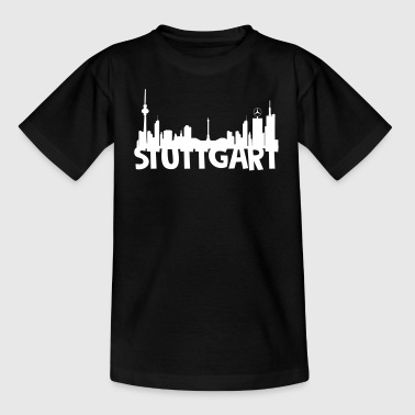 Stuttgart - Teenager T-Shirt