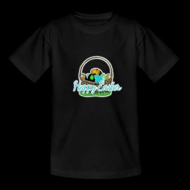 Easter basket Paashaas - Teenager T-shirt