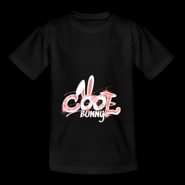 Cool bunny rabbit ears rabbit rabbits for women - Teenage T-shirt