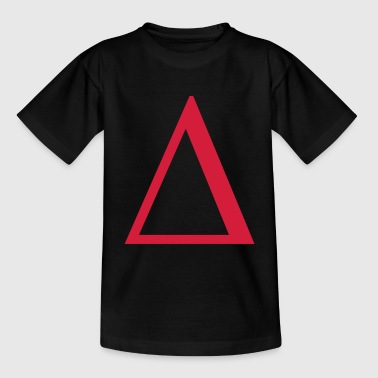 delta greek - Teenage T-shirt