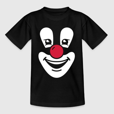 Clown - Teenager T-Shirt