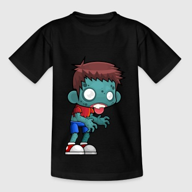 Zombie Mann - Teenager T-Shirt