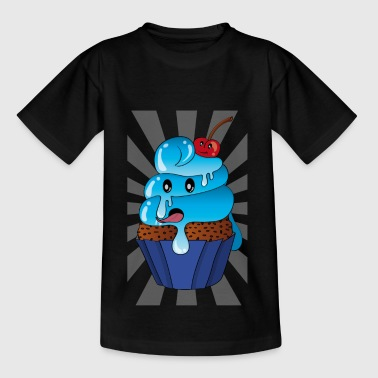 muffin - Teenager-T-shirt