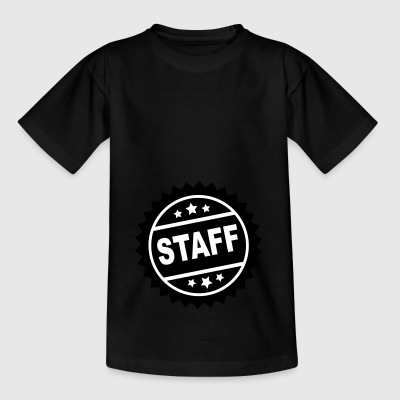 2541614 115912348 staff - Teenage T-shirt