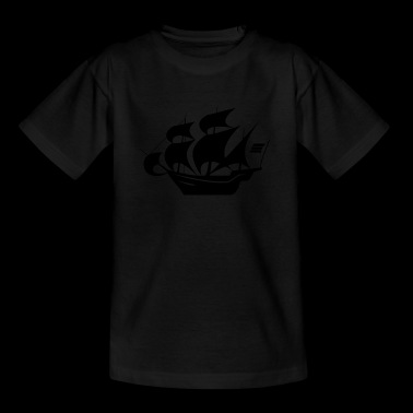 schip - Teenager T-shirt