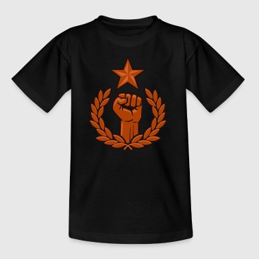 Haupt revolutionären Kommunismus - Teenager T-Shirt