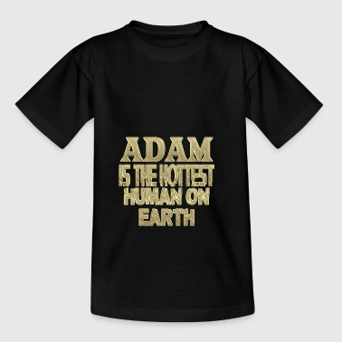 Adam - Teenage T-shirt