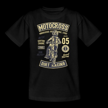 Motocross2 - Teenage T-shirt