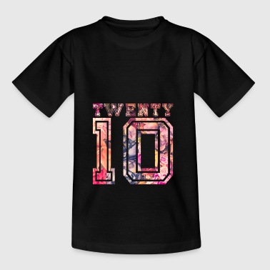 twintig 2010 - Teenager T-shirt
