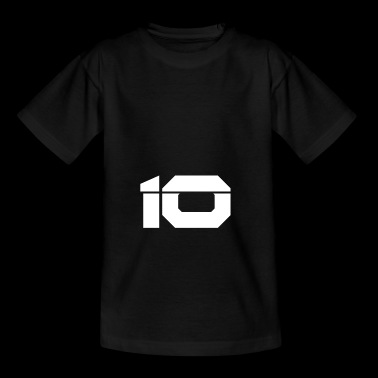 10 - Teenage T-shirt