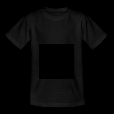 schwarz - Teenager T-Shirt