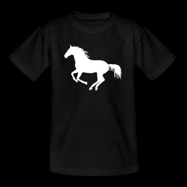 Wild Horse - Teenager T-Shirt