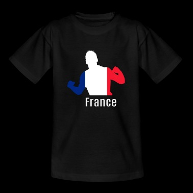 Soccer WC France WC Soccer - Teenage T-shirt