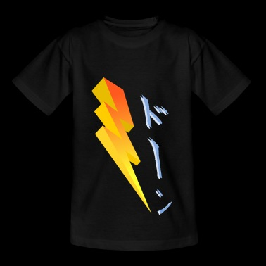 SBDesigns - Thunder / Thunder - Teenage T-shirt