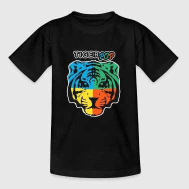 TIGER POP - Teenager T-Shirt
