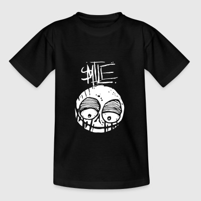 glimlach - Teenager T-shirt