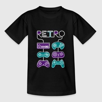 Retro gaming - Teenage T-shirt