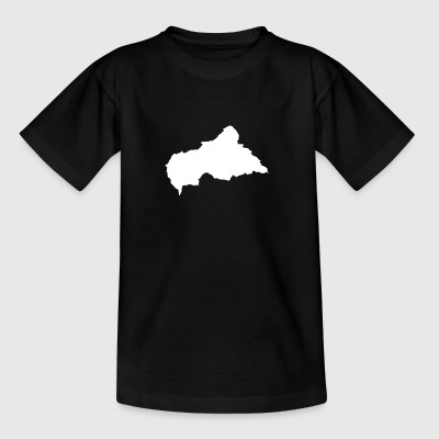 Centralafrikanske Republik Original gave - Teenager-T-shirt