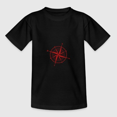 Northrend Compass North East - Teenager T-shirt