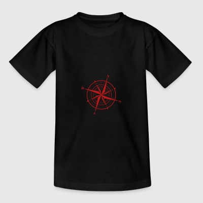 Northrend Compass North East - Teenager-T-shirt
