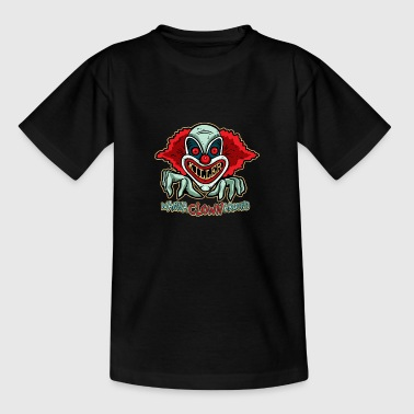 Killer Clown T-shirt - T-shirt Ado