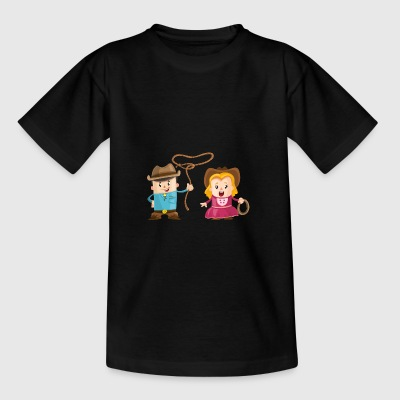 Lasso - Teenager T-Shirt