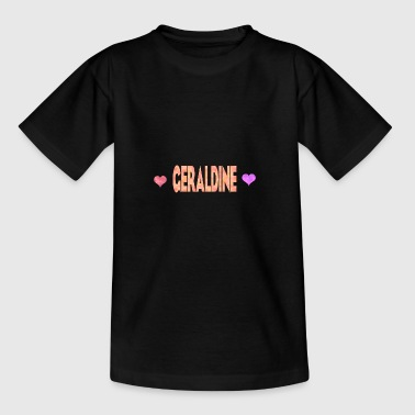 Geraldine - Teenage T-shirt