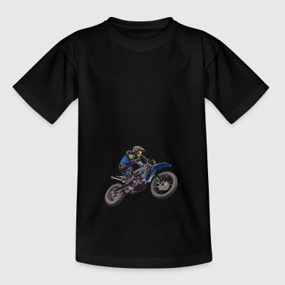 Motocross - Teenage T-shirt