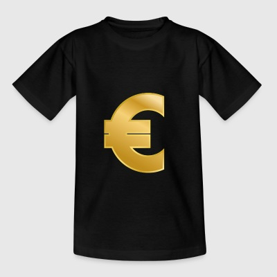 Euro - Teenager T-Shirt