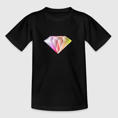 Diamond - Teenage T-shirt