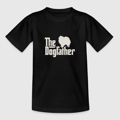 The Dogfather - Spitz Zwergspitz Pomeranian - Teenage T-shirt