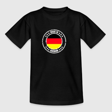 BOCHUM - Teenager-T-shirt