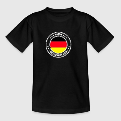 FÜRSTENWALDE SPREE - Teenager T-Shirt
