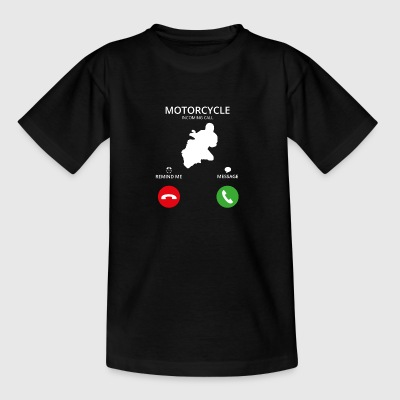 Call Mobile Phone - Teenage T-shirt