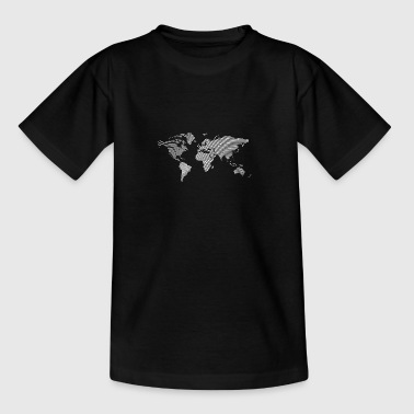 World Nr.2 - Teenager T-Shirt