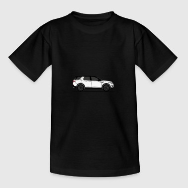 Discovery-Sport - Teenager T-Shirt