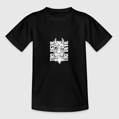 tiki devil - Teenager T-Shirt