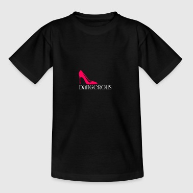 You make me feel like a Dangerous woman - Teenager T-Shirt