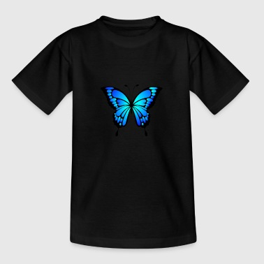 Schmetterling - Teenager T-Shirt
