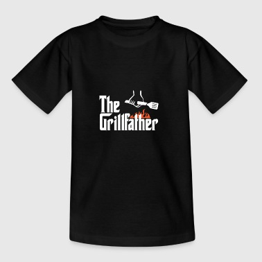 el Grillfather - Camiseta adolescente