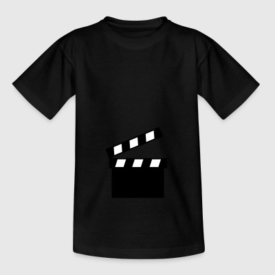 2541614 11414164 film shutter - Teenage T-shirt